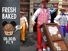 Dapper Dans break out some new material for the 60th | 05-30-15 Pt. 4