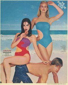 1980  #JordacheJeans // Jordache.com