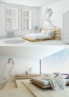 wall art for NUDES sketch collection Nudes, Diy Painting, Cool Photos, Bedroom Decor, Sketch, Wall Art, Portrait, Drawings, Modern