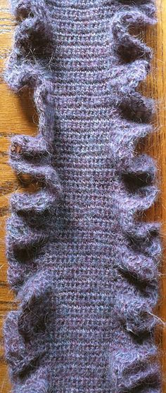 Ravelry: LoDo Scarf pattern by Kris Jaeger free