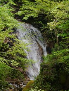 Rambling the Nakasendo http://openroadbeforeme.com/2014/05/rambling-the-nakasendo.html #Japan #hiking #trails #waterfall #Nakasendo #ramblr