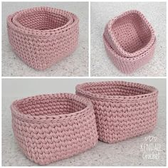 #kendallcrochet #Crochet #knitting #crochetrug #crochetbasket #tshirtyarn