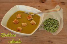 Soupe aux pois - Zuppa di piselli del Quebec
