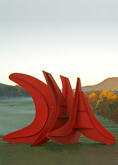Storm king sculpture Center Hudson Valley NY