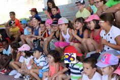 Foto de familia do campamento de verán cos nenos de Volboretas. Ribadavia. Xullo 2015 (4)