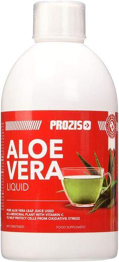 Jugo de aloe vera prozis, de cultivo mexicano certificado de gran calidad, sin aloina, sin gluten,vegano, enriquecido con vitaminas C y E. Prozis es una compañía de desarrollo de productos de salud, deporte y nutrición…