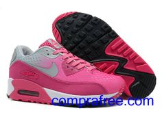 new style 85ea1 d955a Buy Latest Nike Air Max 90 Engineered Mesh Hot Pink Silver White Sho from  Reliable Latest Nike Air Max 90 Engineered Mesh Hot Pink Silver White Sho  ...