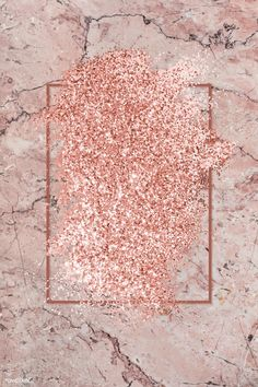 gold glitter background Pink gold glitter with a brownish red rhombus frame on a pink marble background vector Pink Marble Background, Gold Glitter Background, Rose Gold Glitter, Glitter Frame, Yellow Glitter, Glitter Flowers, Golden Glitter, Glitter Girl, Sparkles Glitter