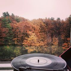 autumn-dreaming:  cross-bones:  I miss the view from my old residence, especially when it was Autumn. {X}  ☁♥It's autumn year-round♥☁