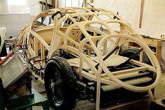 Bugatti Ash Frame