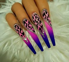 Mar 2020 - Beautiful nails by 😍 Ugly Duckling Nails is dedicated to keeping love, support, and positivity flowing in our industry ❤️ Big Nails, Fancy Nails, Cute Nails, Pretty Nails, Bling Acrylic Nails, Summer Acrylic Nails, Best Acrylic Nails, Stiletto Nails, Crazy Nail Designs