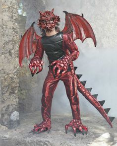 """""""Shop Chasing Fireflies for our Demon Dragon Costume for Boys. Browse our online catalog for the best in unique children's costumes, clothing and more. Boys Dragon Costume, Dragon Halloween Costume, Shrek Costume, Demon Costume, Dinosaur Costume, Scary Costumes, Boy Costumes, Halloween Costumes For Girls, Halloween Dress"""