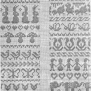 65 ideas for knitting charts border fair isles Fair Isle Knitting Patterns, Fair Isle Pattern, Knitting Charts, Knitting Stitches, Baby Knitting, Vintage Knitting, Free Knitting, Jaquard Tricot, Cross Stitch Borders