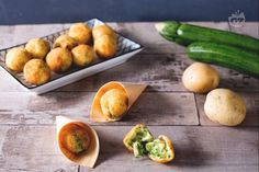 Ricetta Polpette di zucchine e patate - Le Ricette di GialloZafferano.it