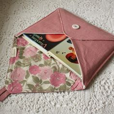 loveletters mail organizer pink by Tuuni on Etsy, €26.00