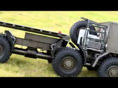 ▶ Capo tatra 815-7 scale truck 8x8 - YouTube