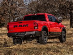 2015 Ram 1500 Rebel Back - http://car-pictures.info/2015-ram-1500-rebel-back/