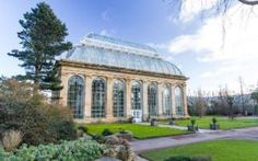 The Royal Botanic Garden Edinburgh is a deliriously tranquil space