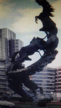Los caballos vigo