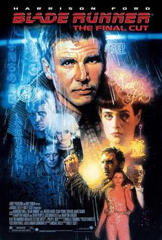 Maratones Diferidos: BLADE RUNNER - Blade Runner (1982)
