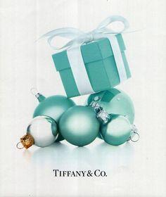 tiffany's christmas ad