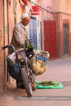 Marrakech Biker