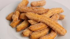 Best Homemade Churros Recipe - Laura Vitale - Laura in the Kitchen Episode 382, via YouTube.