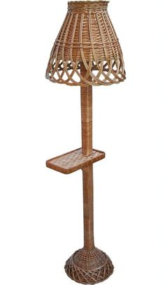 Willow Lamp Stand