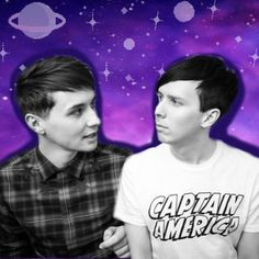 dan and phil icons