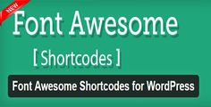 Font Awesome Everywhere for Wordpress - http://codeholder.net/item/wordpress/font-awesome-everywhere-wordpress