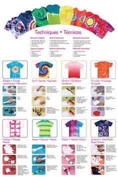 Tulip One-Step Tie Dye Kit-Super gros: Amazon.fr: Jeux et Jouets