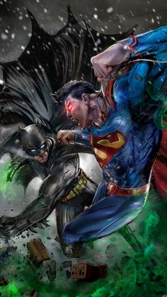 Batman Vs Superman, Poster Superman, Posters Batman, Superman Artwork, Superman Beard, Superman Family, Comic Book Characters, Comic Book Heroes, Comic Books Art