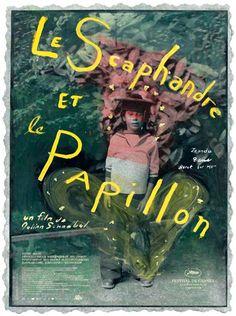 Le Scaphandre Et Le Papillon - Julian Schnabel (2007) - France