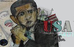 GT Artland Barack Obama