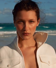 Bella Hadid Summer 2017 PORTER Magazine, photographed by Terry Richardson : fashion editorial fashion photography