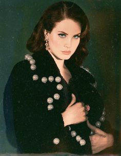 Lana Del Rey for Complex Magazine #LDR (recoloring by @sadbadlana)