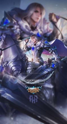 Wallpaper Phone Leomord Frostborn Paladin by FachriFHR on DeviantArt Mobile Legend Wallpaper, Star Wallpaper, Mobiles, Hero Fighter, Free Hd Movies Online, Alucard Mobile Legends, Moba Legends, Point Hacks, Legend Games