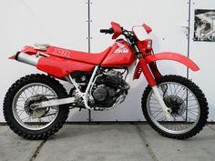 Honda XLR 250 RL, 1988