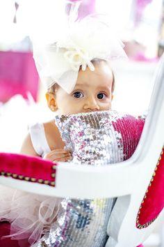 A little baby fashion