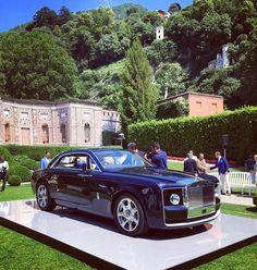 22 отметок «Нравится», 2 комментариев — ВЕТЕРОК автоклуб (@veterokclub) в Instagram: «Нескромный Rolls Royce Sweptail стоимостью £10 млн #rollsroyce #phantom #sweptail #rmsothebys…»