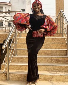 Products African Print Dress for Women, Puff Sleeves Dress, African Clothing, Ankara Dress, African Long Ankara Dresses, African Wear Dresses, Latest African Fashion Dresses, Ankara Gowns, Ankara Fashion, Ankara Clothing, African Outfits, African Attire, Short Dresses