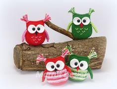 Marrot Design - Uiltje Pipa Diy Crochet Amigurumi, Macrame Owl, Crochet Embellishments, Lovey Blanket, Owl Charms, Owl Patterns, Beautiful Crochet, Handmade Toys, Kids And Parenting
