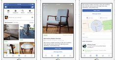 Facebook Marketplace lets you browse a relevancy-sorted feed of things to buy from people who live nearby, and quickly list your own stuff for sale...