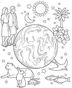 Give Thanks To God Coloring Pages