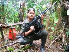 """Cuatro años de """"negociaciones de paz"""" no han hecho nada para ayudar a los niños colombianos"""
