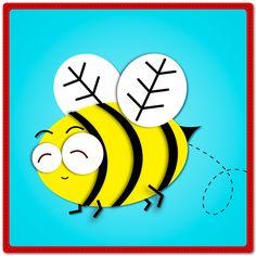 ¡Enseña a tus niños a hacer esta hermosa abeja con papel reciclado y compártela con nosotros! ¿Qué necesitas? Lápiz adhesivo marca Pritt, papel de colores que puedas reutilizar, tijeras y plumón negro. #Manualidades #DIY #Pritt #Crafting