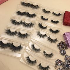 Eyelash Vendors USA Wholesale 3D 25mm Mink Strip Lash Manufacturer Best Lashes, Fake Lashes, Eyelash Extensions Before And After, Mink Eyelashes Wholesale, Mink Lash Extensions, Casual Makeup, Makeup For Beginners, Beginner Makeup, Applying Eye Makeup