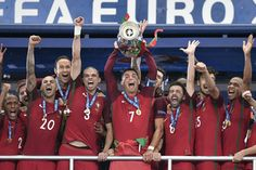 France will play Portugal in the 2016 UEFA European Championship final on Sunday, July 10, at 12 p.m. PT at the Stade de France in Saint-Denis, France. Find out how to watch here.