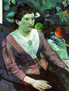 Paul Gauguin(1848 1903)