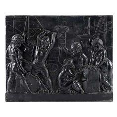 Albert-Ernest Carrier-Belleuse, 1824 - 1887 ALLEGORIE DER Auguste Rodin, Fine Art Auctions, Paris, Darkness, Montmartre Paris